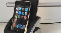 USB-Hub, iPhone-Dock und Festplatte in einem