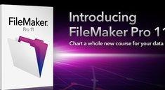 FileMaker erscheint in Version 11