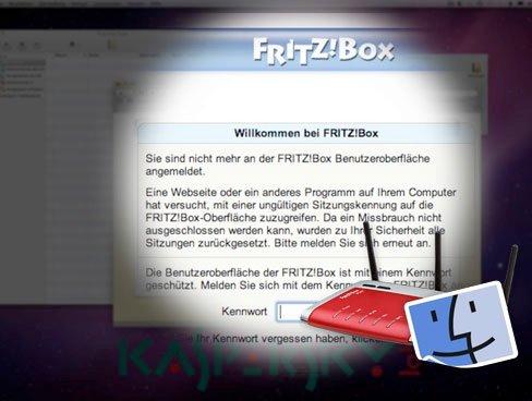 Fritz.mac Suite: Wenn der Mac die Fritz!Box steuert