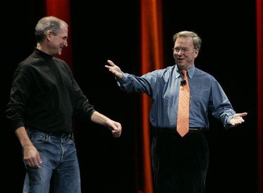 US-Smartphonemarkt: Google und Apple nähern sich dem Duopol