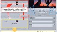 EOS Movie Plugin-E1 konvertiert Videos für Final Cut