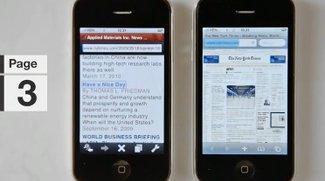 Schneller browsen: Opera reicht Opera Mini im App Store ein