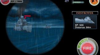 Silent Hunter: Das Boot schwimmt aufs iPhone