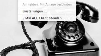 Starface-Client: Der Mac als Telefonzentrale