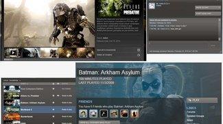 Online-Spieleplattform Steam sucht Beta-Tester