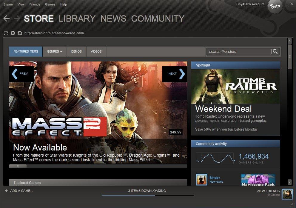 Gaming: Valve bringt Steam auf den Mac