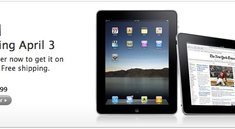Apple Online Store: iPad Vorbestellung für die USA
