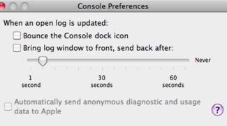 Mac OS X 10.6.3 automatisiert die Fehlerdiagnose