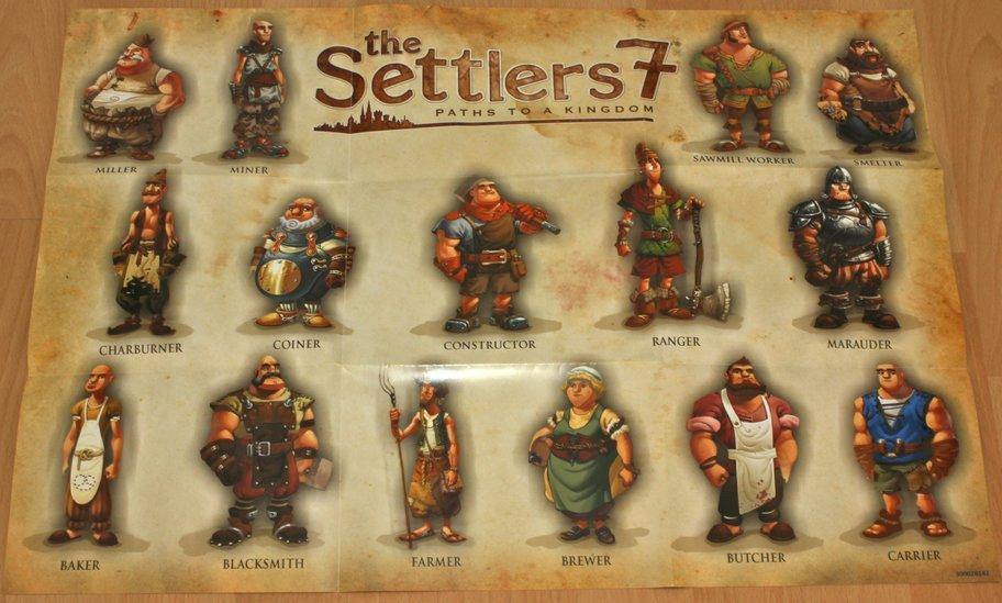 die-siedler-7-poster