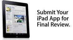 Entwickler können Finale iPad-Apps an Apple senden