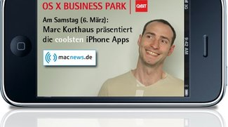 CeBIT: macnews.de stellt iPhone-Apps vor
