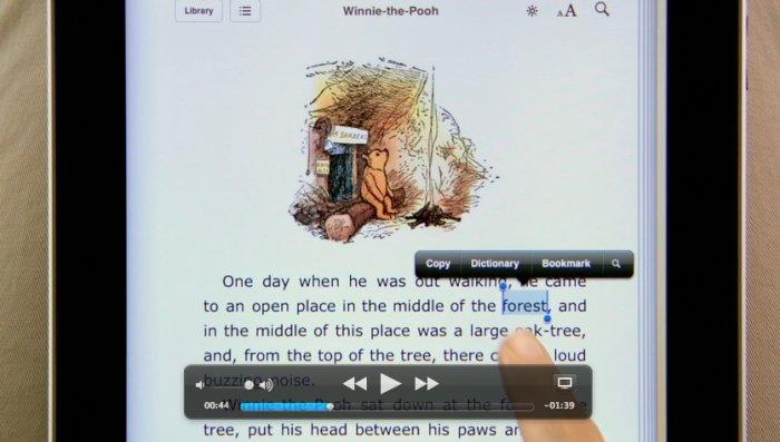 iBooks: Neue Funktionen im App-Video gezeigt