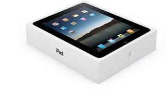 Apple beantragt Patent für iPad Verpackungs-Design