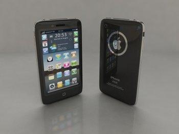 iPhone 4th Gen Konzept von Seraphan
