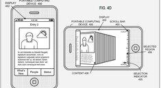 Patent: Neue 3D-ähnliche Schnittstelle für Social Networking App