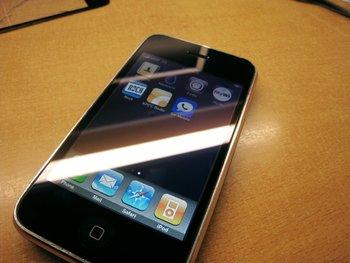iPhone-Restauration