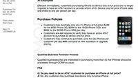 Mit AT&T Simlock: Apple verkauft vertragsfreie iPhones