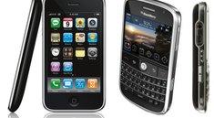 BlackBerry-Benutzer würden zu 40 Prozent auf iPhone umsteigen