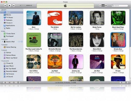 [UPDATE] Apple veröffentlicht iTunes 9.1
