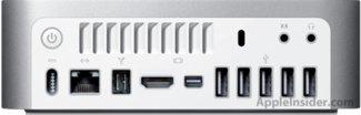 Neuer Mac mini soll HDMI-Anschluss bekommen