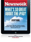 Newsweek-Coverstory zum iPad