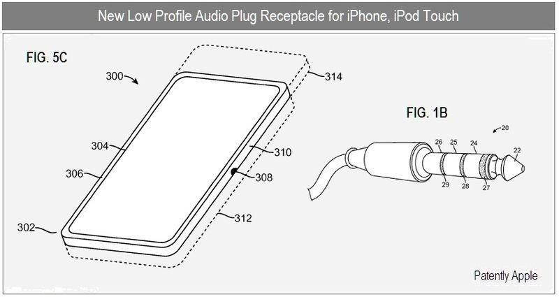 iPhone 4G: Kopfhörerausgang verlegt?