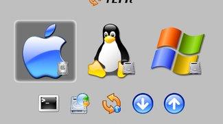 rEFIt 0.1.4: Aktualisiertes Boot-Menü für Intel-Macs