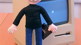 Pic of the Day: Steve Jobs Puppe