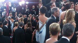 Pic of the Day: Steve Jobs bei der Oscar-Verleihung