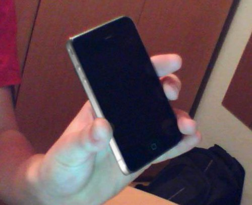 Engadget: iPhone 4G Prototyp in Bar gefunden? [Update: Nun doch]