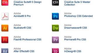 Adobe CS5: Alle Demos zum Download bereit