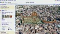 Google Earth wird ein Bestandteil von Maps