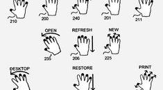 Multitouch-Gesten: Patentierte Handarbeit