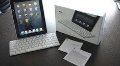 Macworld UK entpackt und testet das iPad Keyboard Dock