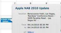 Gerüchteküche: Apple auf der NAB 2010