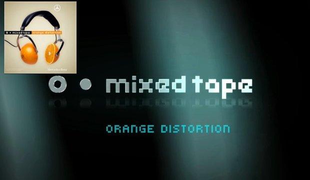 Mixed Tape 'Orange Distortion': Kostenlose Musik nicht nur für iPod-Besitzer