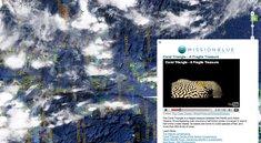 Mit Google Earth in die Tiefen des blauen Planeten reisen