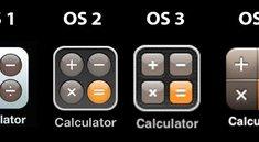 Apples obsessive Pflege des Taschenrechner-Icons