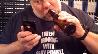 Pic of the Day: Prost, Woz!