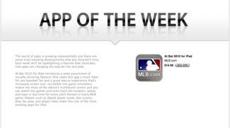 Neues aus dem AppStore: App der Woche und erste iPad Apps