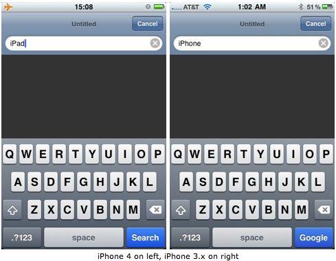 Apple: Google-Branding bei Safari-Suche entfernt