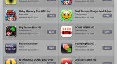 iPad AppStore kann jetzt nach Datum sortieren