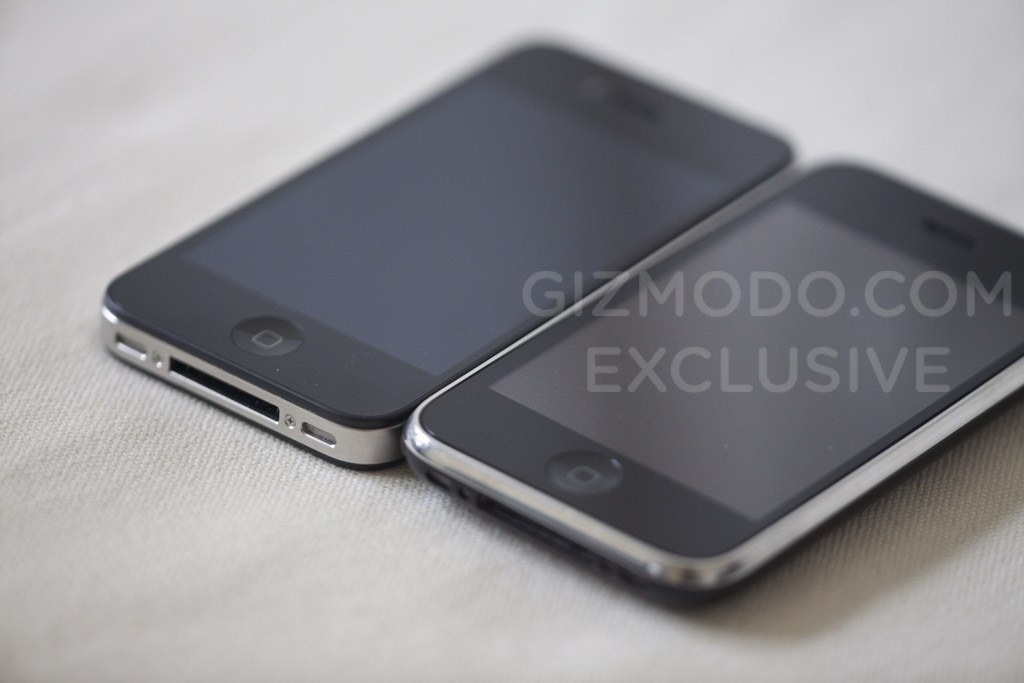 Gizmodo Exklusiv: iPhone 4th Generation Hands-On! – GIGA