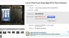 iPod Touch mit Kamera auf eBay