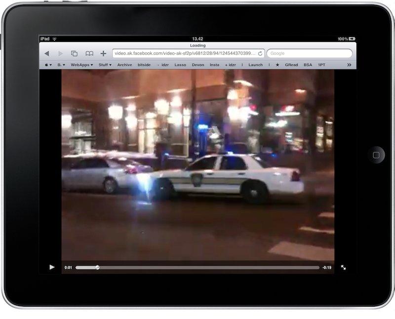 Facebook-Videos jetzt iPhone-/iPad-kompatibel