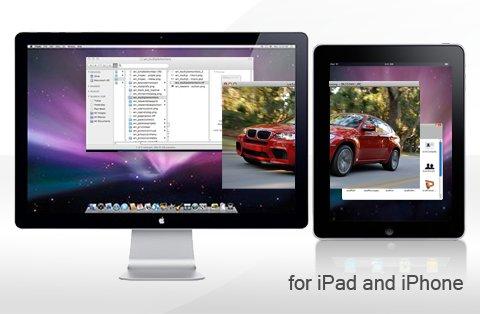 iDisplay: iPad als Display-Erweiterung für den Mac