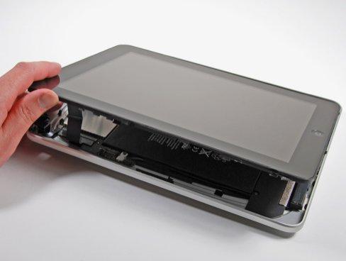 Neues zum iPad: Innenleben, Technik, Benchmarks