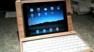 Kreativer Einsatz: Das iPad als Notebook und als Mobiltelefon