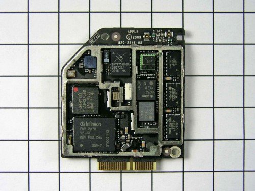 iPad 3G-Modul