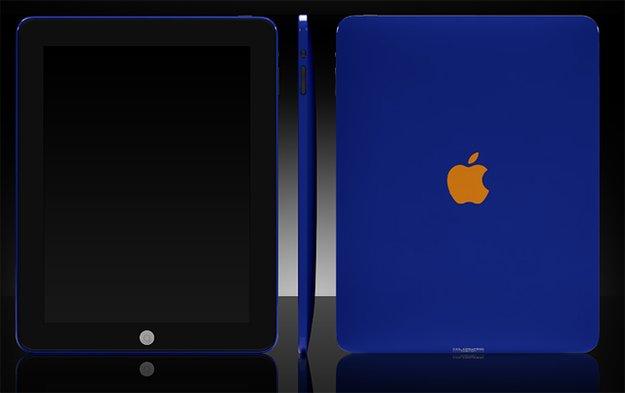 Colorware: iPad in individuellen Farben
